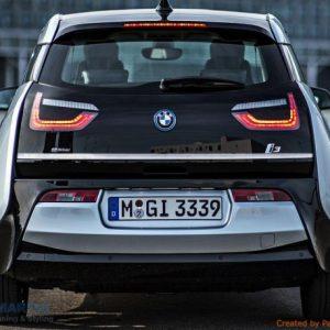 BMW i3 I01 listwa chromowana