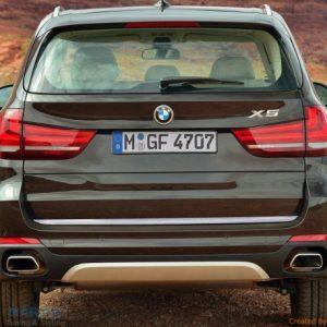 BMW X5 F15, F85 SUV listwa chromowana