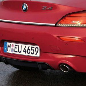 BMW Z4 E89 Cabriolet listwa chromowana