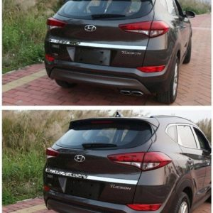 Hyundai TUCSON II TLE listwa chromowana