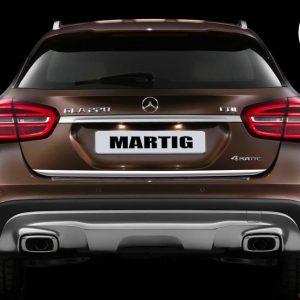 Listwa chrom Mercedes Benz Gla x156-201