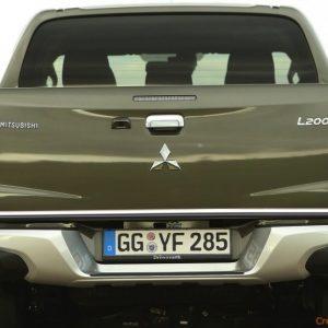 Mitsubishi L200 (KJ, KK, KL, MQ) 2014 listwa chrom
