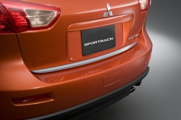 Mitsubishi Lancer X Sportback CX_A HB listwa chrom