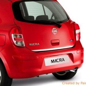 Nissan MICRA IV K13 listwa chrom