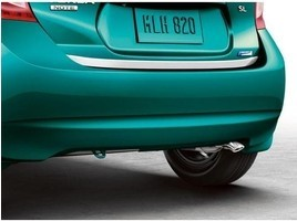 Nissan NOTE II E12 listwa chrom