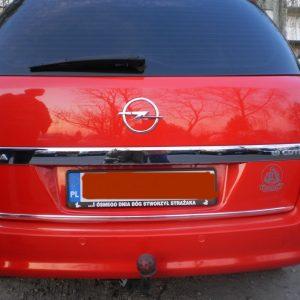 Opel ASTRA III H MK V Kombi listwa chrom