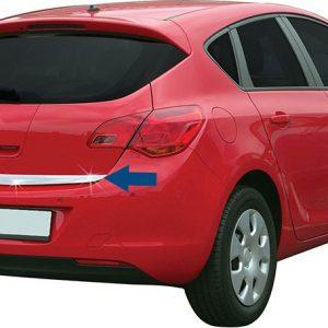 Opel Astra IV J Hatchback listwa chrom