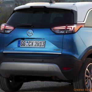 Opel CROSSLAND listwa chromowana