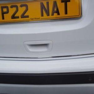 Opel Mokka 2012 listwa chromowana