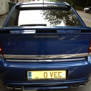 Listwa chromowana do Opel Vectra