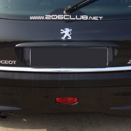 Peugeot 206 HB listwa chromowana