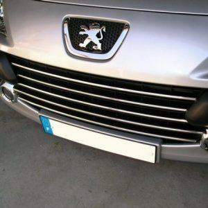 Peugeot 307 HB, SW Kombi listwy chromowane