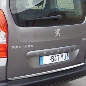 Peugeot Partner I listwa chromowana