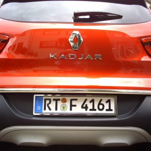 Renault KADJAR listwa chromowana