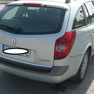 Renault LAGUNA II Sporttourer Estate listwa chromowana