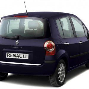 Renault MODUS listwa chromowana
