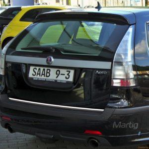 Saab 9-3 Estate 9-3X, YS3F listwa chromowana