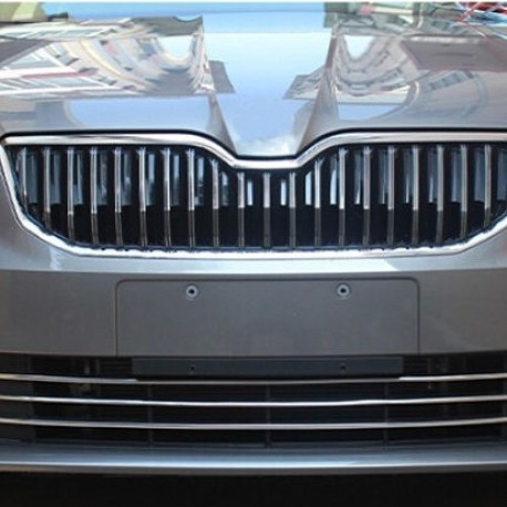 skoda-octavia-ii-hatchback-kombi-04-13-listwy-chrom-grill-atrapa-tuning – 2