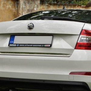 Skoda Octavia III Sedan/Hatchback listwa chromowana