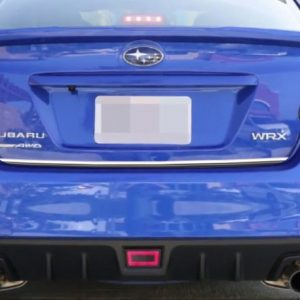 SUBARU WRX Impreza GJ Sedan listwa chromowana