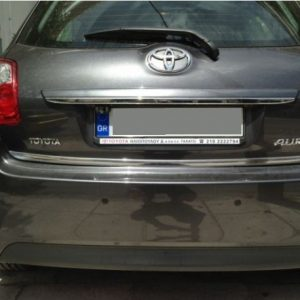Toyota AURIS I HB listwa chromowana