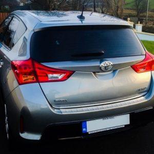 Toyota AURIS II HB listwa chromowana