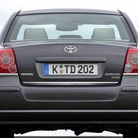 Toyota AVENSIS T25 Hatchback listwa chromowana