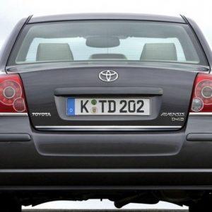 Toyota AVENSIS T25 Sedan listwa chromowana