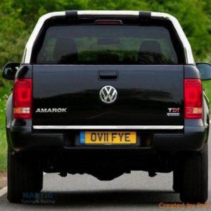 VW AMAROK listwa chromowana