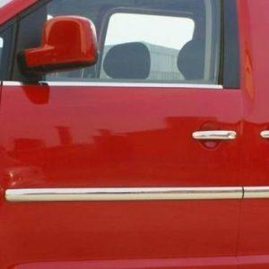 VW Volkswagen CADDY MAXI MK III listwy chromowane
