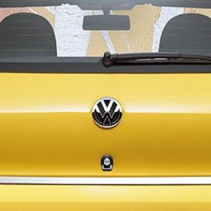 VW Volkswagen FOX listwa chromowana