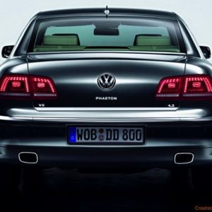 VW Volkswagen PHAETON listwa chromowana