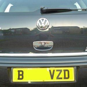 VW Volkswagen POLO IV 9N listwa chromowana