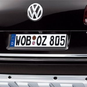VW Volkswagen Touareg I listwa chromowana