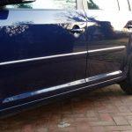 VW Volkswagen Touran I 1T1 1T2 listwy chromowane