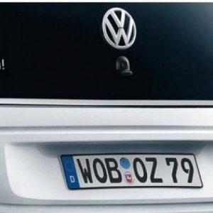 VW Volkswagen UP listwa chromowana